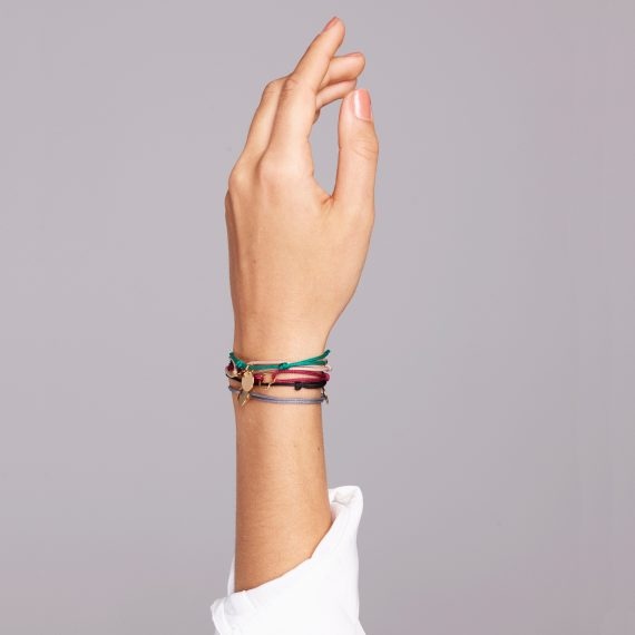 Bracelets via Omoda