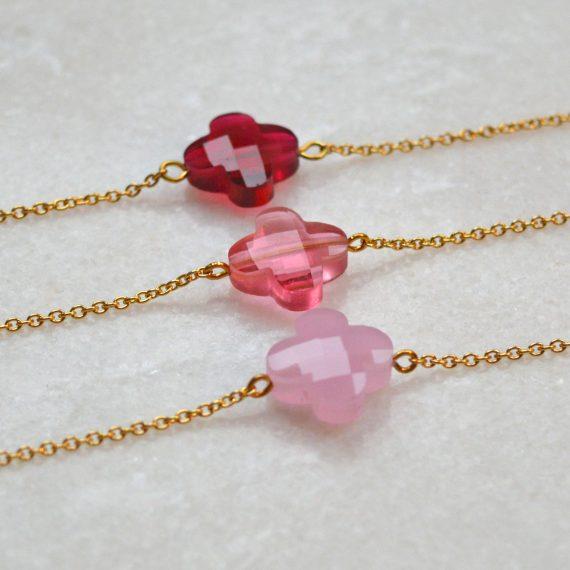 Lucky Bracelets Pink
