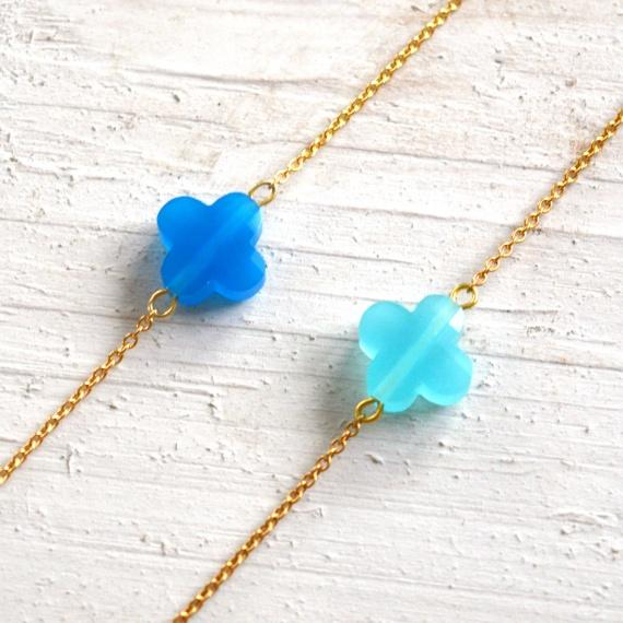 Lucky Bracelets Blauw