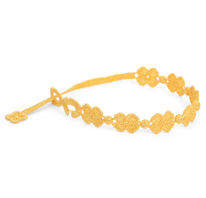 braccialetti Flower Yellow