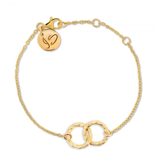 Bracelet Connected Gold