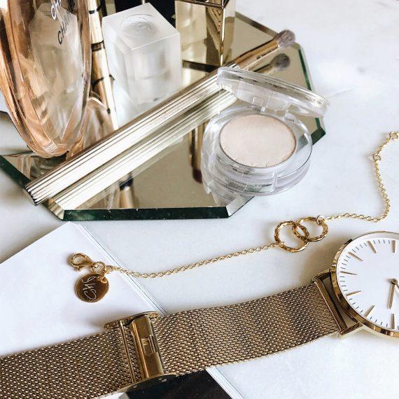 Connected Bracelet Gold