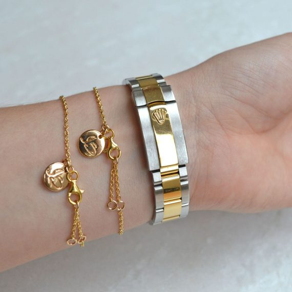 Armbandjes Gold