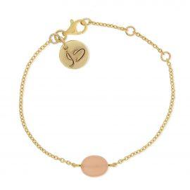 Bracelet Baby Love Gold