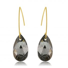 Earrings Glamour Night Gold