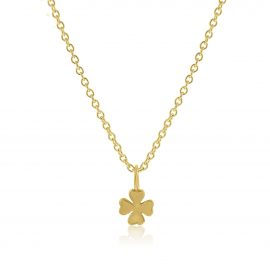 Necklace All the Luck in the World Gold