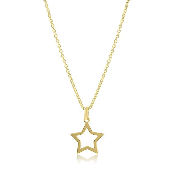 Necklace Stardust Gold