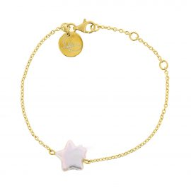 Star Bracelet Gold