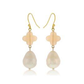 Lucky Pearl Earrings