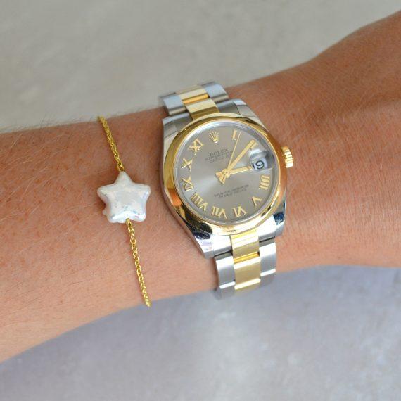 Star Bracelet Gold Model