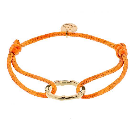Ring Oranje Goud