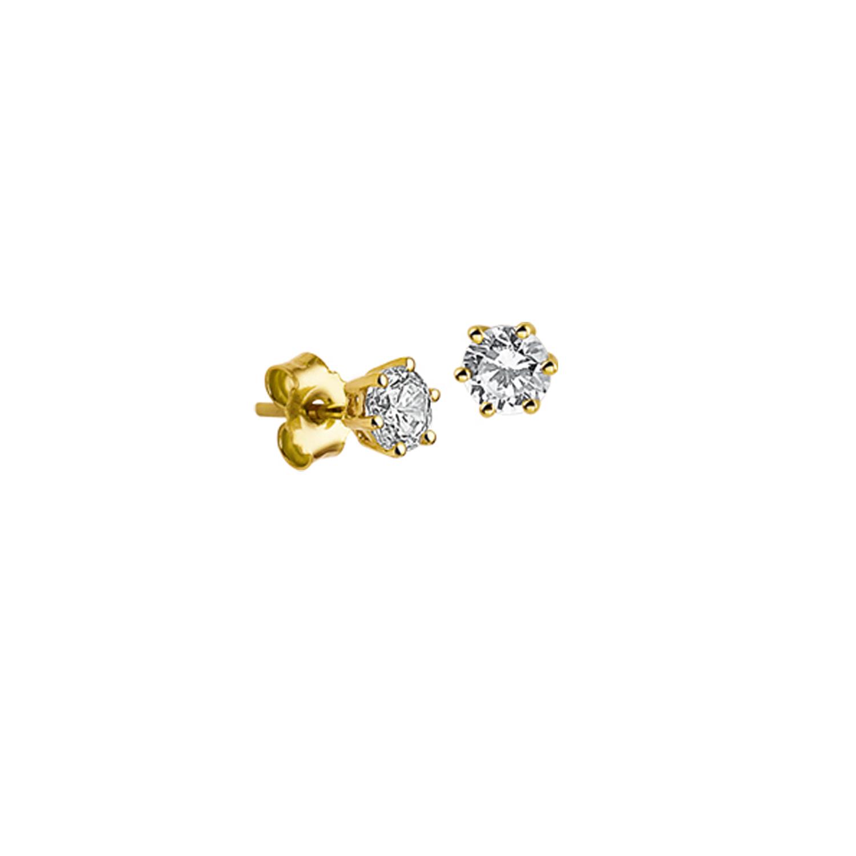 117a94374de Oorbellen Zirkonia 14K Goud – Jewellery by Sophie