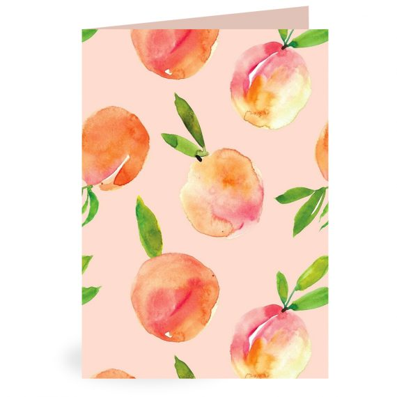 1 Kaart Peach