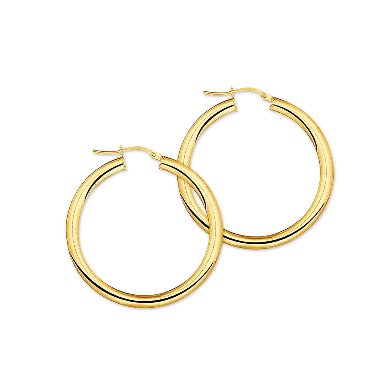 4e7e594ad3c Oorbellen Creolen 14K Goud – Jewellery by Sophie