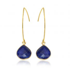 Stylish Earrings Blue