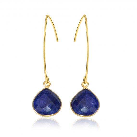 Stylish Earrings Blue
