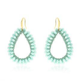 Earrings Paradiso Mint