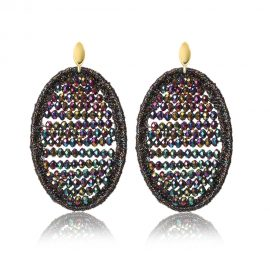 Beads Earrings Multi